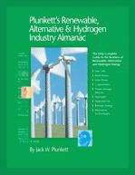 Plunkett's Renewable Alternative & Hydrogen Industry Almanac