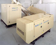 Biomass - photo Community Power Corporation pre-commercial Small Modular Biopower system picture & image.